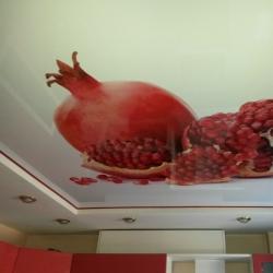 Фотопотолок с фруктами, купить в Гомеле
