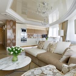 Потолок в гостиную в Гомеле