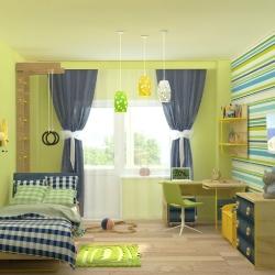 Стильный потолок в детскую в Гомеле