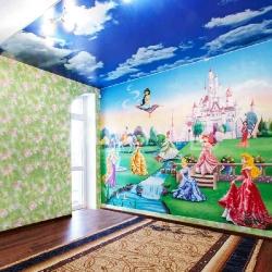 Потолок в детскую Дисней