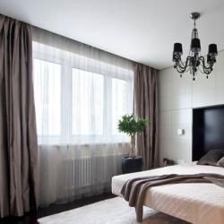 Стильный потолок в спальню в Гомеле
