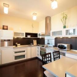Потолок для большой кухни в Гомеле