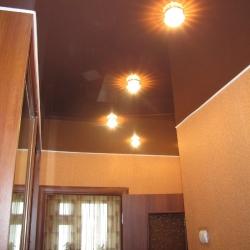 Стильный потолок в прихожую в Гомеле