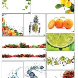 Фотопечать сочные фрукты в Гомеле