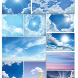Фотопечать радуга, небо в Гомеле
