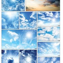 Фотопечать небо в облаках в Гомеле
