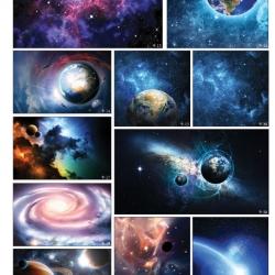 Фотопечать галактики в Гомеле