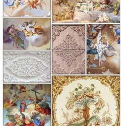 Фотопечать фресками