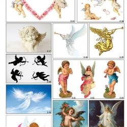 Фотопечать ангелов детей