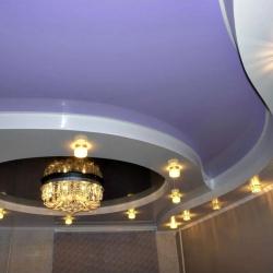 Смешанный комбинированный потолок в Гомеле