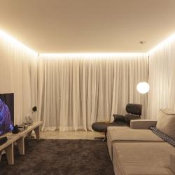 Парящие потолки в квартиру в Гомеле