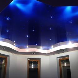 Потолок Звездное небо в Гомеле