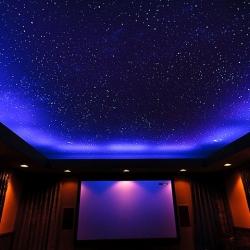 Звездное небо, потолок с космосом
