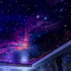 Потолок Звездное небо вселенная