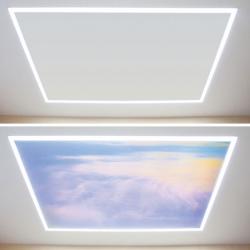 Потолок Double Vision облака, купить в Гомеле