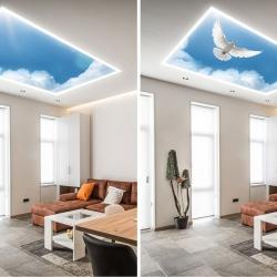 Потолок Double Vision небо, купить в Гомеле