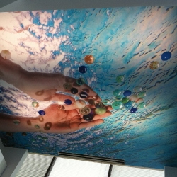 Потолок Double Vision вода, купить в Гомеле